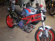 2009 Ducati 1100 Monster..