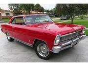 1966 chevrolet Chevrolet Nova Chevy II