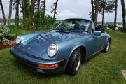 1986 Porsche 911 cabriolet