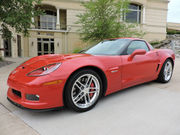 2007 Chevrolet Corvette looks new and smells new