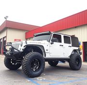 2014 Jeep WranglerUnlimited Rubicon Sport Utility 4-Door