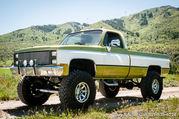 1981 Chevrolet CK Pickup 1500 '81 Chevy K10 4WD