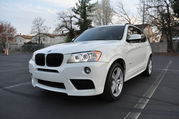 2011 BMW X3xDrive35i Sport Utility 4-Door